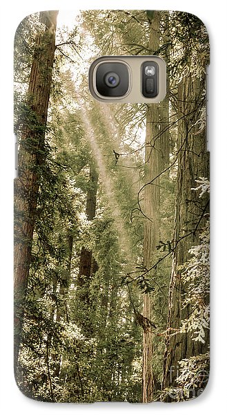 Magical Forest 2 Galaxy S7 Case by Ana V Ramirez