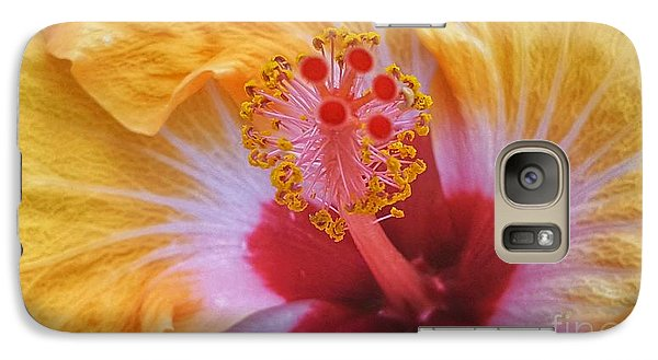 Magical Hibiscus  Galaxy S7 Case