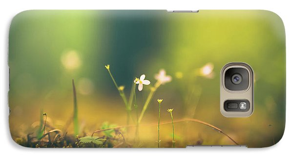 Galaxy Case featuring the photograph Magical Moment by Shane Holsclaw