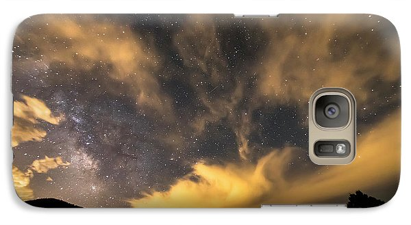Galaxy Case featuring the photograph Magical Night by James BO Insogna
