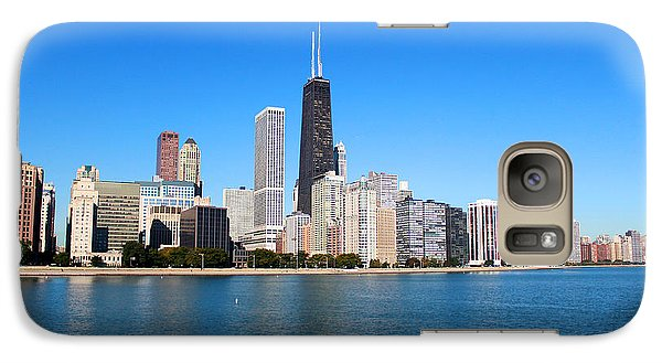 Galaxy Case featuring the photograph Magnificent Chicago by Milena Ilieva