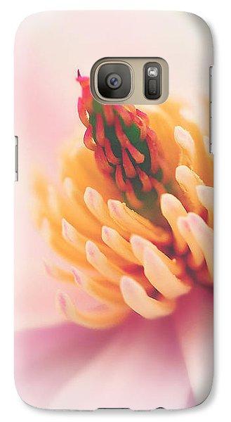 Magnolia Crown Galaxy S7 Case