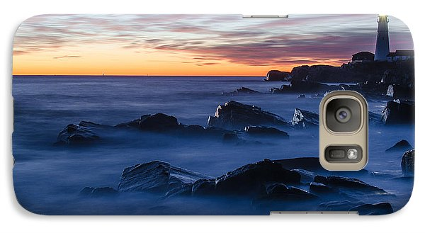 Galaxy Case featuring the photograph Maine by Paul Noble