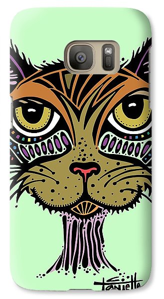 Galaxy Case featuring the drawing Maisy by Tanielle Childers