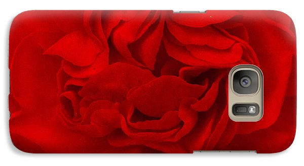 Galaxy Case featuring the photograph Majestic Begonia  by Lynn Hughes