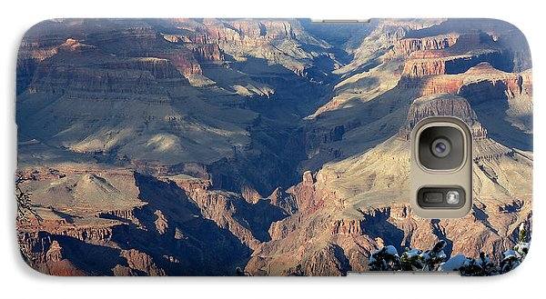 Galaxy Case featuring the photograph Majestic Grand Canyon by Laurel Powell