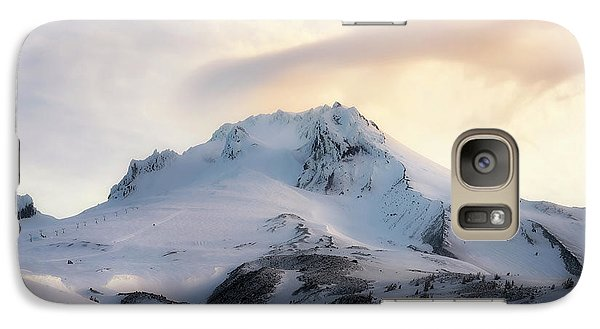Galaxy Case featuring the photograph Majestic Mt. Hood by Ryan Manuel