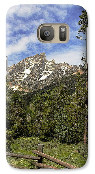 Galaxy Case featuring the photograph Majestic Splendor by Dan Wells
