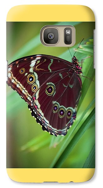 Galaxy Case featuring the photograph Majesty Of Nature by Karen Wiles