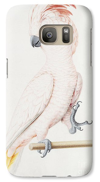 Major Mitchell's Cockatoo Galaxy S7 Case by Nicolas Robert