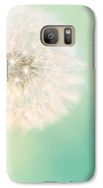 Galaxy Case featuring the photograph Make A Wish - Large by Amy Tyler