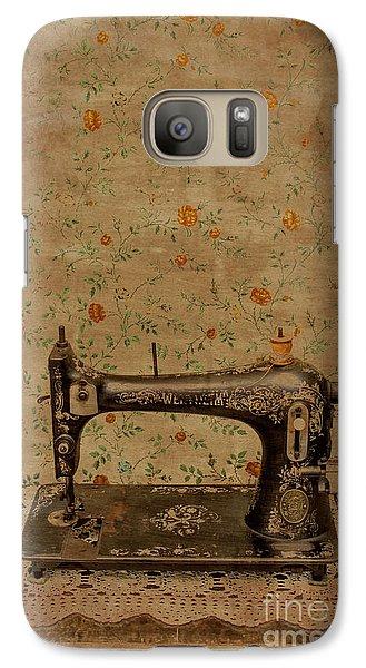 Make It Sew Galaxy S7 Case