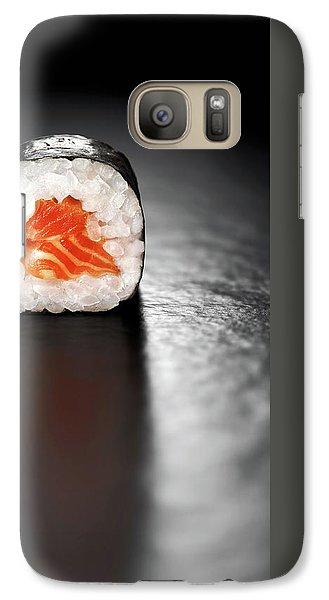 Maki Sushi Roll With Salmon Galaxy S7 Case