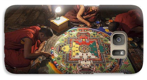 Making Of Mandala Galaxy S7 Case by Hitendra SINKAR