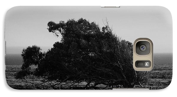 Galaxy Case featuring the photograph Malformed Treeline by Clayton Bruster