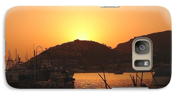 Galaxy Case featuring the photograph Mallorca 1 by Ana Maria Edulescu
