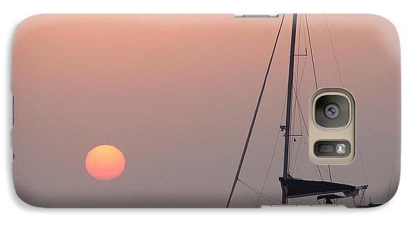 Galaxy Case featuring the photograph Mallorca 3 by Ana Maria Edulescu