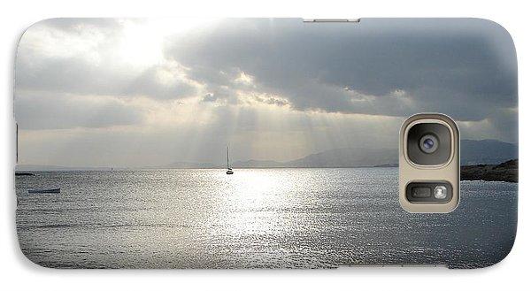 Galaxy Case featuring the photograph Mallorca by Ana Maria Edulescu