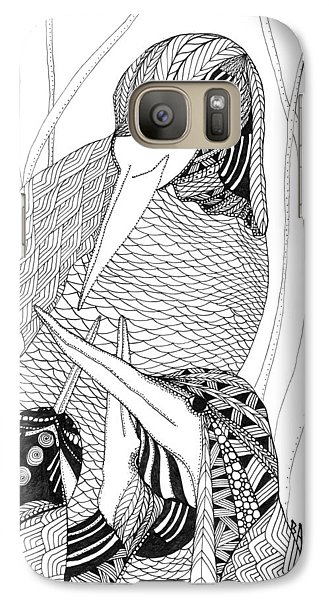 Mama Heron Galaxy S7 Case