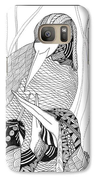 Mama Heron Galaxy S7 Case