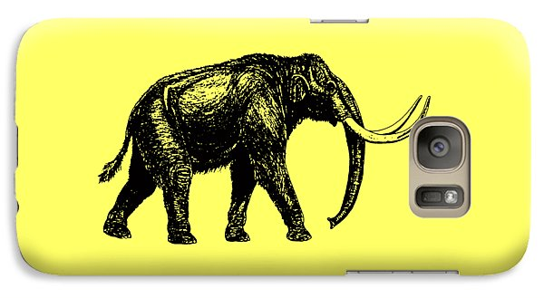Mammoth Tee Galaxy Case by Edward Fielding