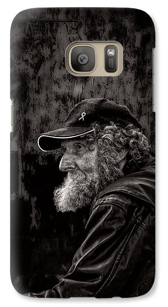 Man With A Beard Galaxy S7 Case