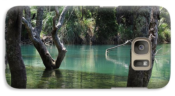 Galaxy Case featuring the photograph Mangrove Mystique by Dianne  Connolly