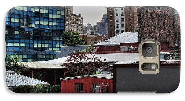 Galaxy Case featuring the photograph Manhattan - Chelsea 003 by Lance Vaughn
