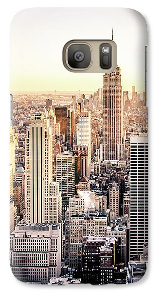 Manhattan Galaxy Case by Michael Weber