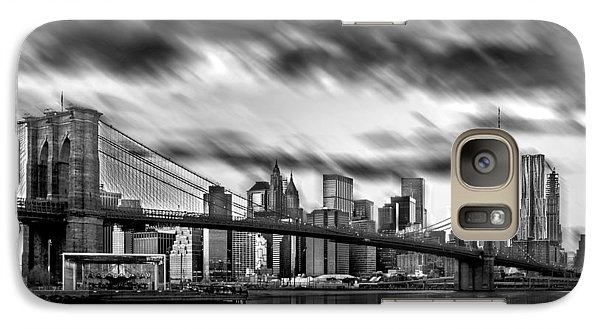 Manhattan Moods Galaxy S7 Case
