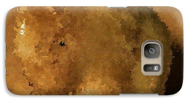 Marble Bison Galaxy S7 Case