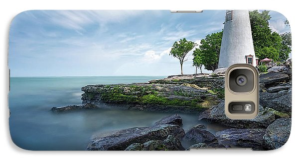 Marblehead Breeze Galaxy S7 Case by James Dean