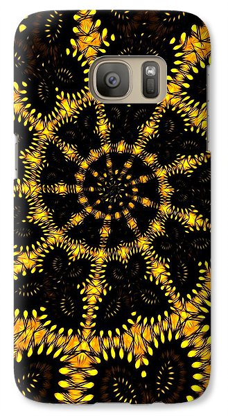 Galaxy S7 Case - March Of The Butterflies by Nick Heap