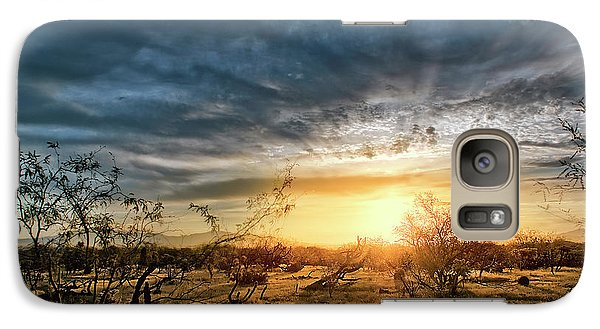 March Sunrise Galaxy S7 Case