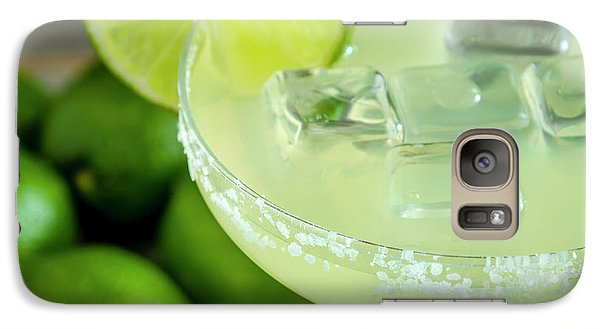 Galaxy Case featuring the photograph Margaritas Anyone by Teri Virbickis