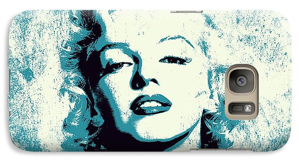 Marilyn Monroe - 201 Galaxy S7 Case