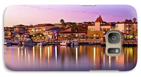 Galaxy Case featuring the photograph Marina Sunset, Mindarie by Dave Catley