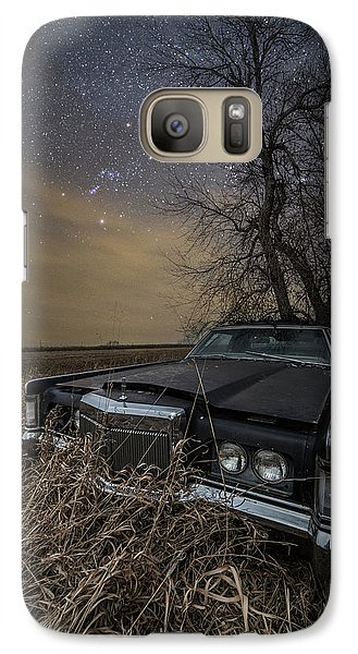 Galaxy Case featuring the photograph Mark IIi by Aaron J Groen