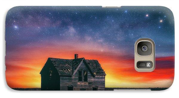 Marquette Galaxy S7 Case - Marquette Magic by Darren White