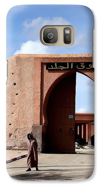 Galaxy Case featuring the photograph Marrakech 1 by Andrew Fare