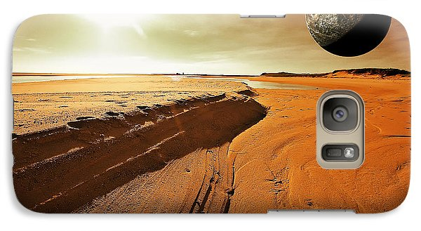Mars Galaxy Case by Dapixara Art