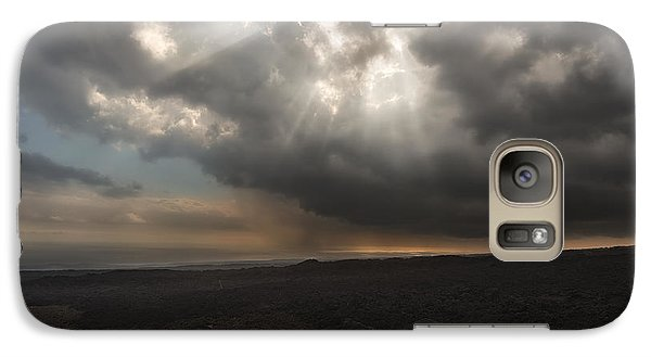Galaxy Case featuring the photograph Mars Landscape by Ryan Manuel