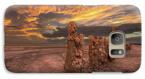Galaxy Case featuring the photograph Mars by Peter Tellone