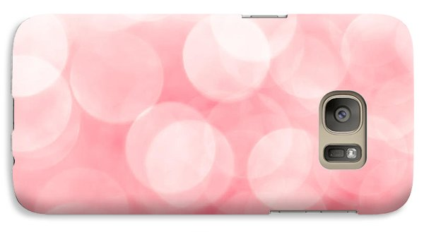 Galaxy Case featuring the photograph Marshmallow by Jan Bickerton