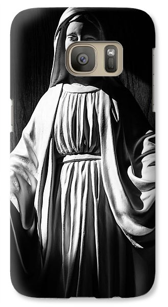 Galaxy Case featuring the photograph Mary by Monte Stevens
