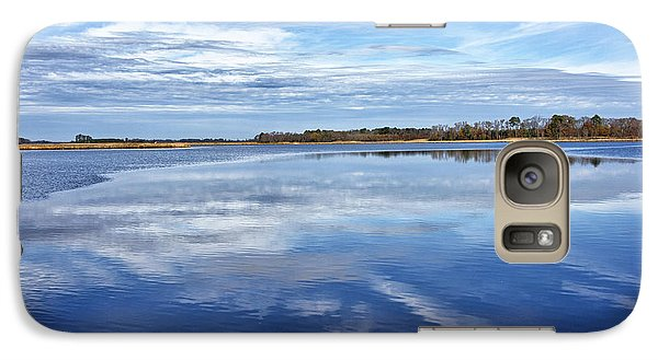 Galaxy Case featuring the photograph Maryland - Blackwater National Wildlife Refuge by Brendan Reals