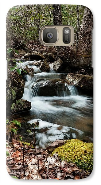 Galaxy Case featuring the photograph Massanutten Spring 2 by Lara Ellis