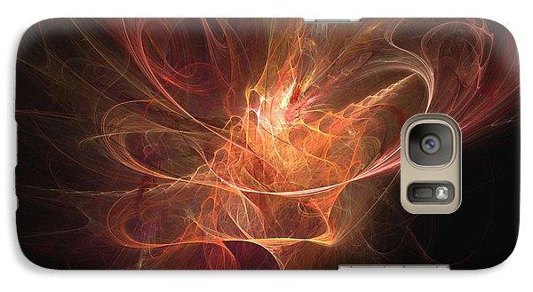 Maximum Power Of Love Galaxy S7 Case