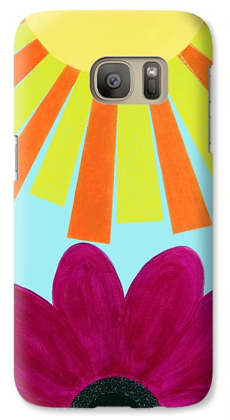 May Flowers Galaxy S7 Case