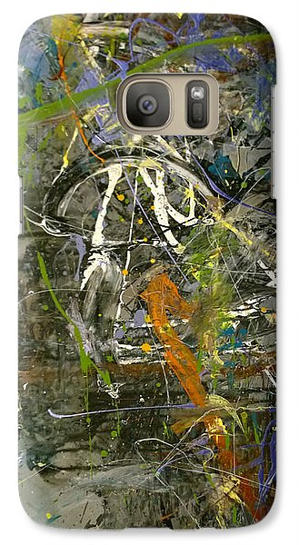 'maybe Guitar' Or Abstract 42515 Galaxy S7 Case